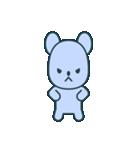 nervous bear ~no.1~(個別スタンプ:09)