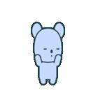 nervous bear ~no.1~(個別スタンプ:10)