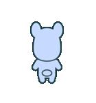 nervous bear ~no.1~(個別スタンプ:22)