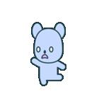 nervous bear ~no.1~(個別スタンプ:25)