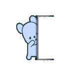 nervous bear ~no.1~(個別スタンプ:28)