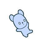 nervous bear ~no.1~(個別スタンプ:32)