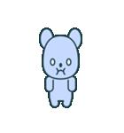 nervous bear ~no.1~(個別スタンプ:38)