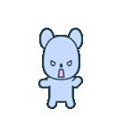 nervous bear ~no.1~(個別スタンプ:39)