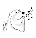 Pocket K-9: 雪の犬(個別スタンプ:05)