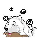 Pocket K-9: 雪の犬(個別スタンプ:06)