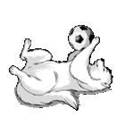 Pocket K-9: 雪の犬(個別スタンプ:09)