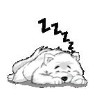 Pocket K-9: 雪の犬(個別スタンプ:10)