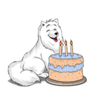 Pocket K-9: 雪の犬(個別スタンプ:12)
