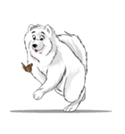 Pocket K-9: 雪の犬(個別スタンプ:13)