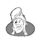 Pocket K-9: 雪の犬(個別スタンプ:14)