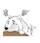 Pocket K-9: 雪の犬(個別スタンプ:17)