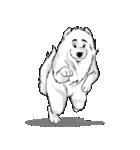 Pocket K-9: 雪の犬(個別スタンプ:21)