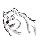 Pocket K-9: 雪の犬(個別スタンプ:25)