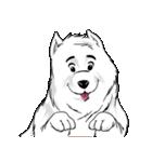 Pocket K-9: 雪の犬(個別スタンプ:26)