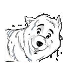 Pocket K-9: 雪の犬(個別スタンプ:28)