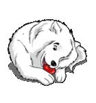 Pocket K-9: 雪の犬(個別スタンプ:32)
