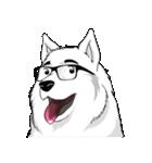 Pocket K-9: 雪の犬(個別スタンプ:35)