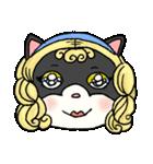 ブサ猫シリーズ ロマとマロ 顔芸ギャグ編(個別スタンプ:35)