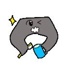 黒タイツちゃん(個別スタンプ:11)