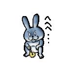 ぼっちうさぎ(個別スタンプ:05)