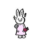 うさぎの母さん(個別スタンプ:03)