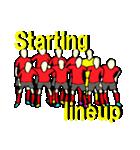 サッカー選手スタンプ(個別スタンプ:2)