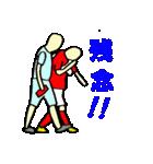 サッカー選手スタンプ(個別スタンプ:27)