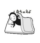 あくまくん(個別スタンプ:06)