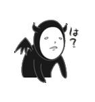 あくまくん(個別スタンプ:07)