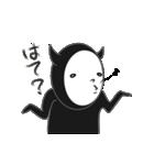 あくまくん(個別スタンプ:09)