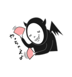 あくまくん(個別スタンプ:10)