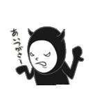 あくまくん(個別スタンプ:11)