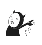 あくまくん(個別スタンプ:17)