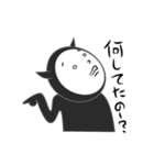 あくまくん(個別スタンプ:23)