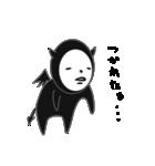 あくまくん(個別スタンプ:28)