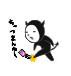 あくまくん(個別スタンプ:40)