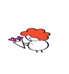 アラフォーおばちゃん3(個別スタンプ:01)
