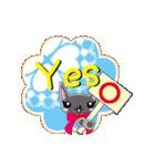 ちびちびネコ(個別スタンプ:03)