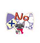 ちびちびネコ(個別スタンプ:04)