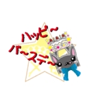 ちびちびネコ(個別スタンプ:09)