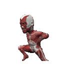 ホントの筋肉さん(個別スタンプ:32)
