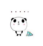 パンダだもん(個別スタンプ:20)