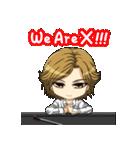 YOSHIKI(個別スタンプ:01)