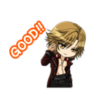 YOSHIKI(個別スタンプ:02)