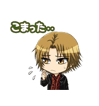YOSHIKI(個別スタンプ:40)