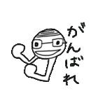 かつらちゃんとかつらくん(個別スタンプ:6)