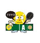 テニスをする人 2(個別スタンプ:15)