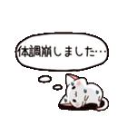 だいすきネコちゃん敬語編(個別スタンプ:40)