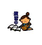 ウクレレガールとPナップルくん(個別スタンプ:15)